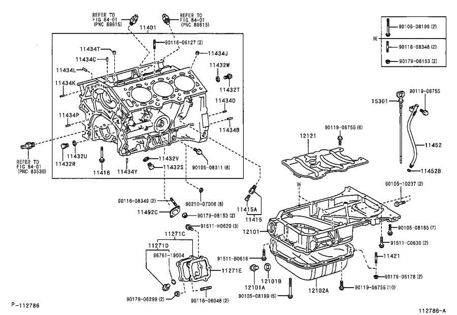 Lexus ES 300 Engine Expansion Plug - 9034120013 | Bell ...