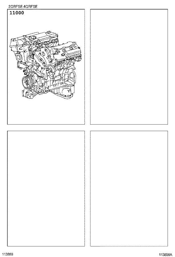 Lexus Is 350 Engine Variable Valve Timing  Vvt  Solenoid