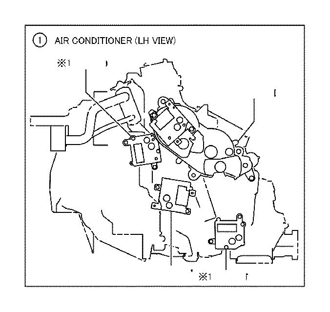 Lexus GS 350 Damper Servo Sub-assembly, Air Conditioner